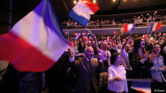 Di hilbijartina Fransayê de namzetên herêmî pêş ketin