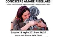 Li Abruzzoyê semînera 'Zanîna evîna serhildanê'