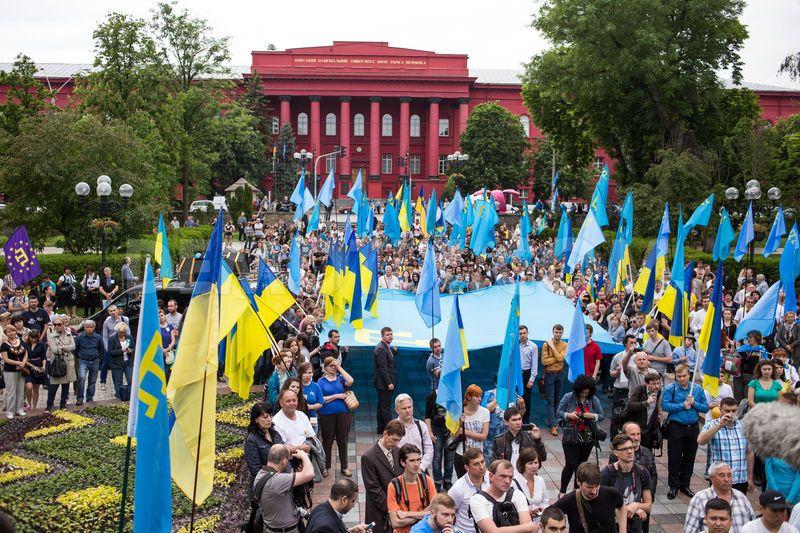 Tatarên Kirimê 70 sal berê hatin sirgûnkirin