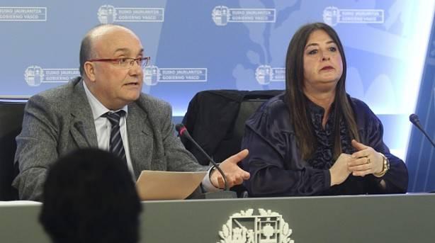 Li Parlamentoya Baskê rapora ziman hat pêşkêşkirin