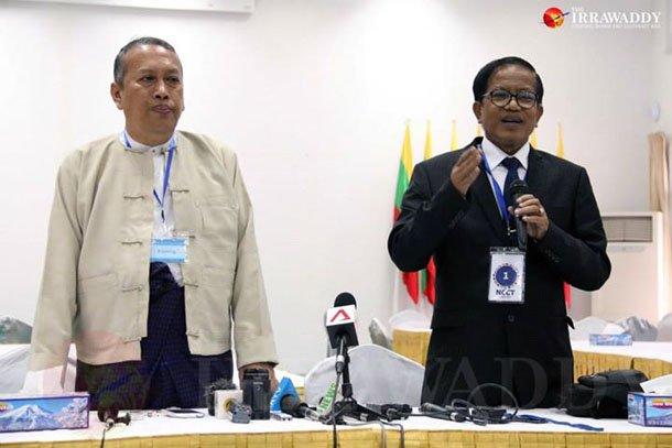 Hikumeta Myanmarê sîstema federal qebûl kir