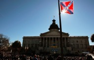 Li Amerîkaya nîqaşa li ser ala konfederasyonê