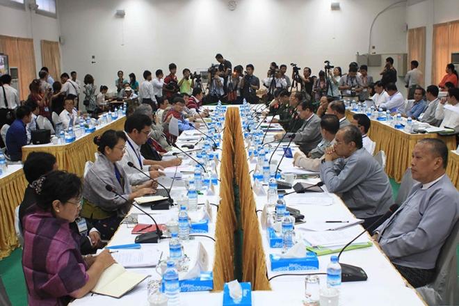 Li Myanmarê agirbest nêzîk bû