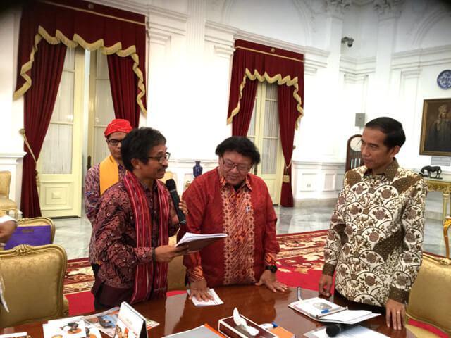 Endonezya mafê xweciyan nas dike