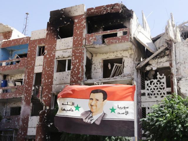 Bashar-Al-Assad