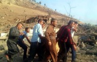Balafir li Zergeleyê 9 kurd kuştin