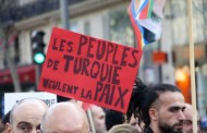 Pro-Kurdish Demonstration in Paris