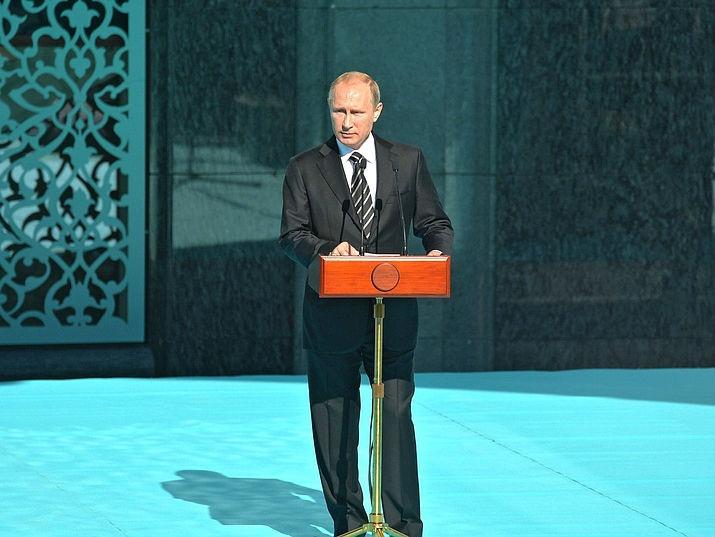 Putin mosque