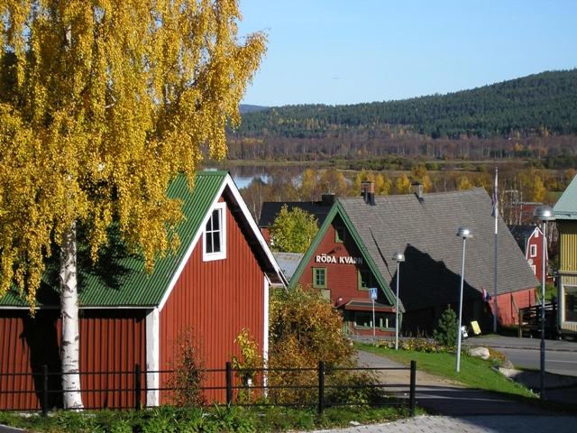 Eko-şaredartî û Övertorneå