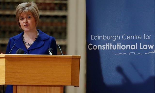 Destûra Bîngehîn a Demî ya Skotlandê hat eşkerekirin