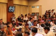 Helwesta Myanmarê hevdîtînên aştiyê xetimand
