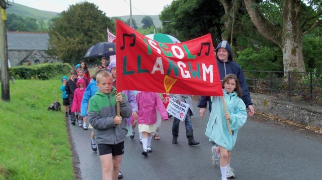 Ysgol Llangwm2