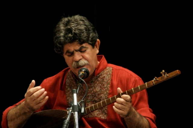 Kermanshah is a center for Kurdish Music