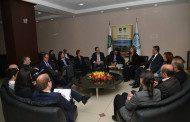 Nûnerên PE'yê ji bo Sûrê li Amedê bûn