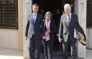 Serokê Delegasyona Tirkiyeyê yê YE'yê hat serdana şaredariyê