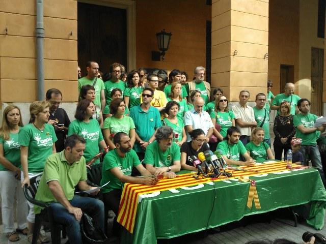 Mamosteyê katalan ji bo ziman dest bi greva birçîbûnê kir