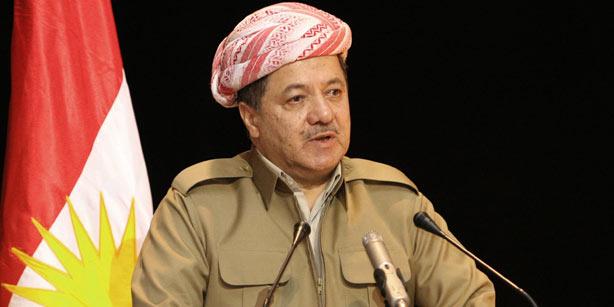 Mesût Barzaniyê Kurdistanê yek ji lîderê herî bi tesîr ê Rojhilata Navîn ê 2013'an e
