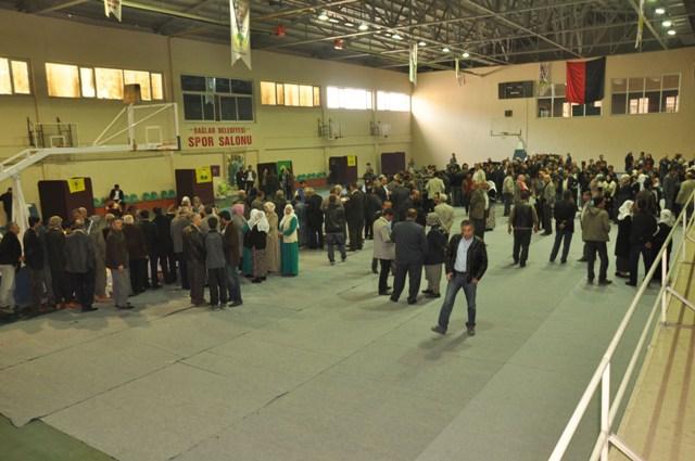 Li Amedê azmûna demokrasiyê