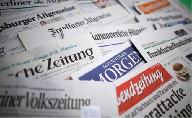 Çapemeniya Alman: Kurd ji bo xweseriyê şer dikin