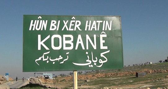 Kobane abîdeya berxwedana kurdan e