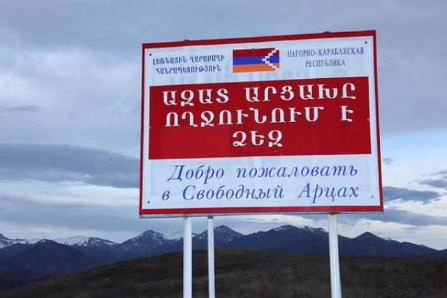 Kirim, Nagorno-Karabag û mafê diyarkirina qederê