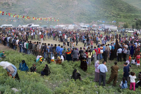 Festîwala Ehmedê Xanî dest pê kir