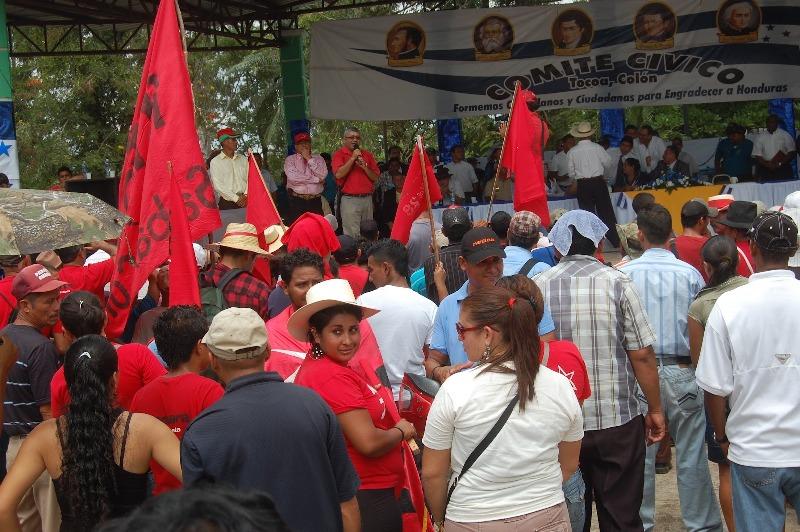 """""""Li vir gel bi rê ve dibe"""": Xweserî û têkoşîna li San Francisco Opalaca ya li Hondurasê"""