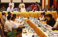Myanmar bi serhildêran re agirbestê îmze dike