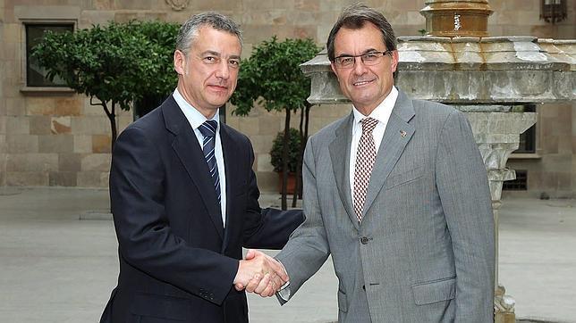 Katalonya û Welatê Bask li dijî Hikumeta Spanyol dibin yek