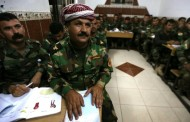 Educating Mustafa: Kurdish fighters learn near the front