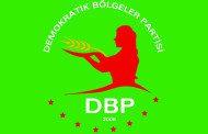 DBP: AKPê dixwaze dest dane ser şaredariyên me