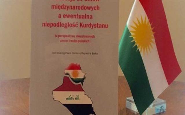 Li Polonyayê pirtûkek li ser referendûma Kurdistanê hat çapkirin