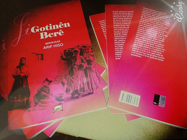 Pirtûkek nû ji Kobanê