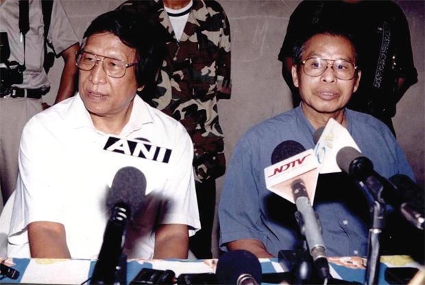 Federalîzm wê problema Nagalandê bi dawî bike