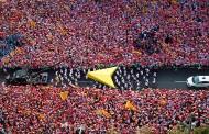 Xwepêşandana dîrokî ya li Barselonayê
