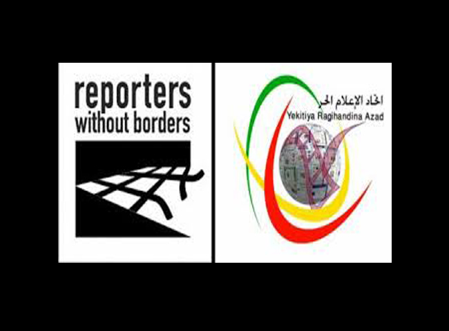 Union of Free Media criticized RSF's Report on Rojava