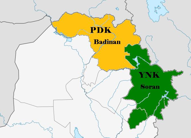 Hilbijartina Kurdistana Iraqê ya di bin rewşa nedemokratîk û kontrolê de