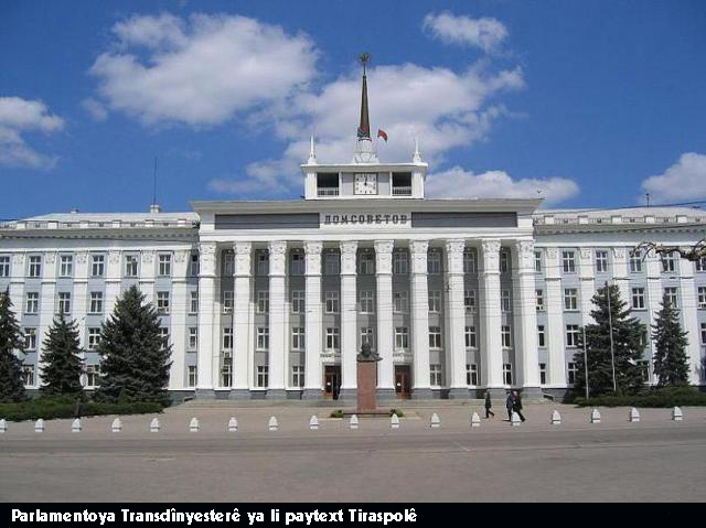 Moldova xweseriyê pêşniyazê Transdînyesterê kir