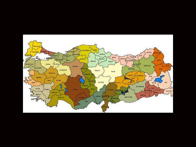 'Pêwîst e Tirkiye bibe 25 herêmên xweser'