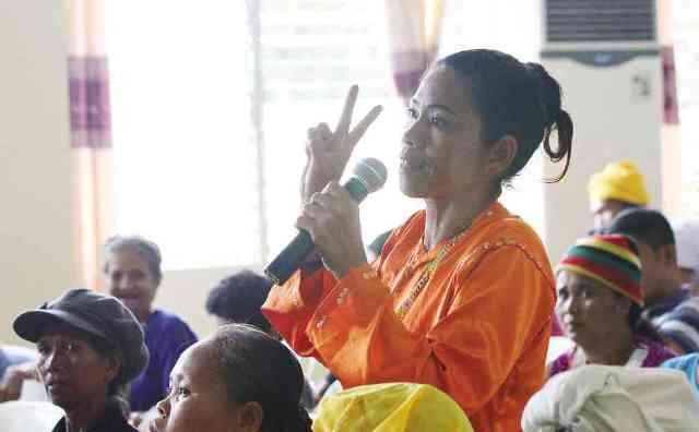 Xwecî dixwazin li derveyê xweseriya Bangsamoroyê bimînin