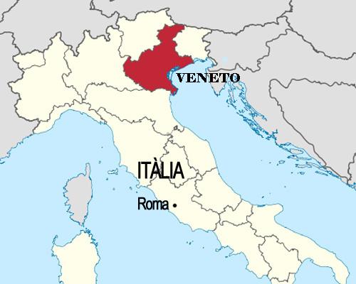 Li Venetoyê tevgera serxwebûnxwaz çalak dibe